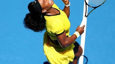 ELLE Mystery Box Challenge: Serena Williams