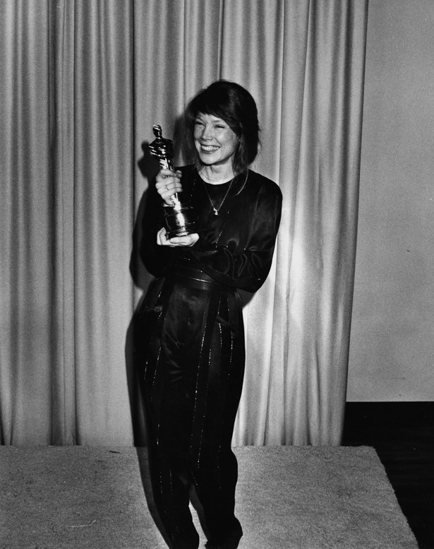 Sissy Spacek's glitter-spangled jumpsuit was way ahead of it's time in 1980.