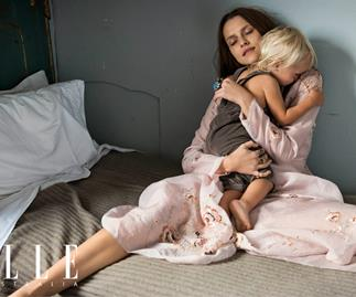 Teresa Palmer for ELLE Magazine Australia