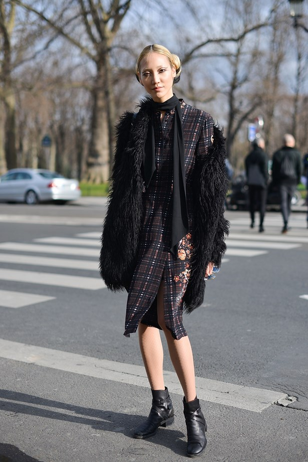 Soo Joo Park at Chanel.