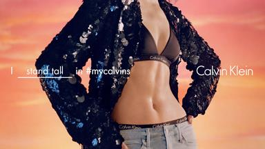 Calvin Klein Releases The Full #MyCalvins Campaign