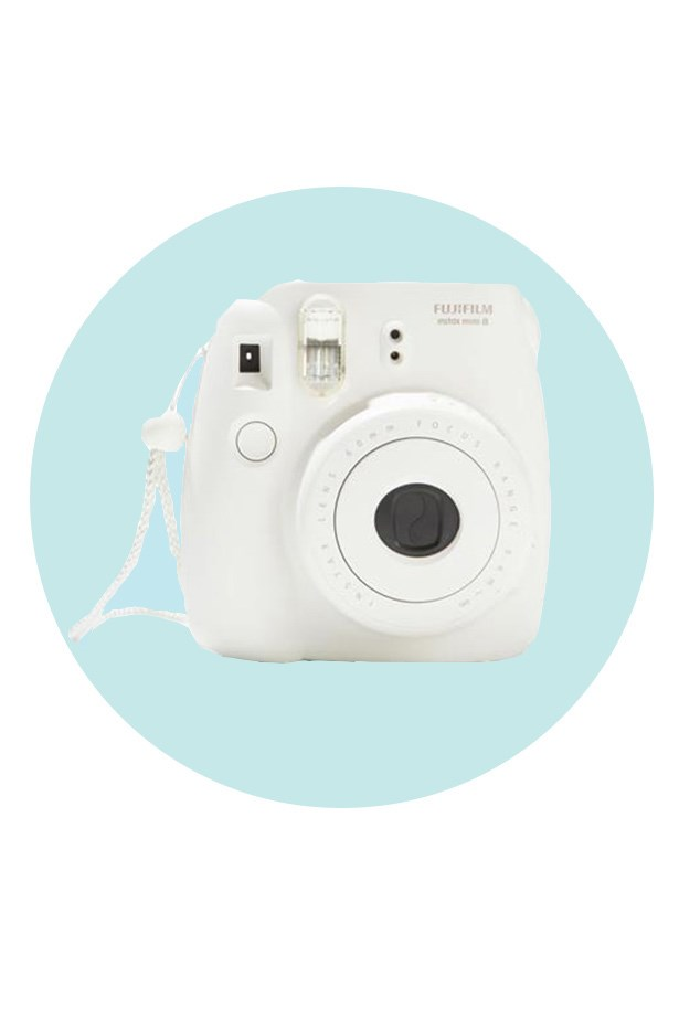 The perfect vacay companion - other than you – to capture important moments. <br><br> Polaroid Camera, $79, Fuji Film, kmart.com.au