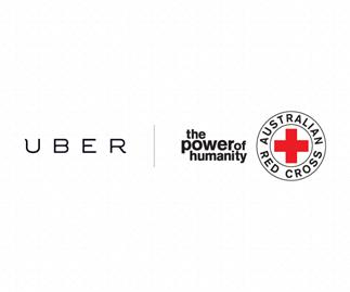 Uber + The Red Cross