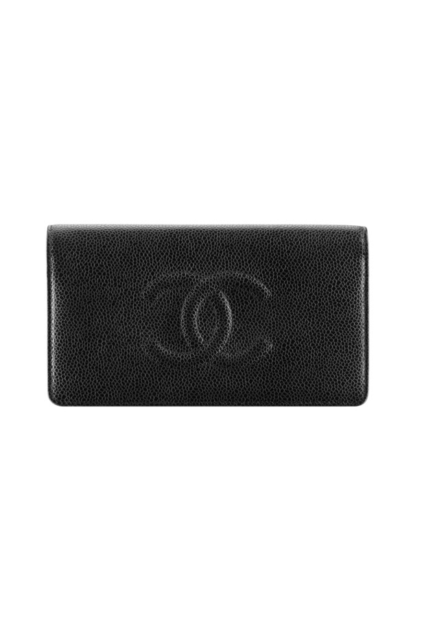 "<strong>Laura Disibio</strong>, fashion office coordinator<p> <p> ""This Chanel wallet is the love of my life – and I can hardly bring myself to use it! Everyone dreams of owning something from Chanel, so it was only fitting after working 50-hour weeks and studying full-time to treat myself! This baby is only brought out for special occasions."""