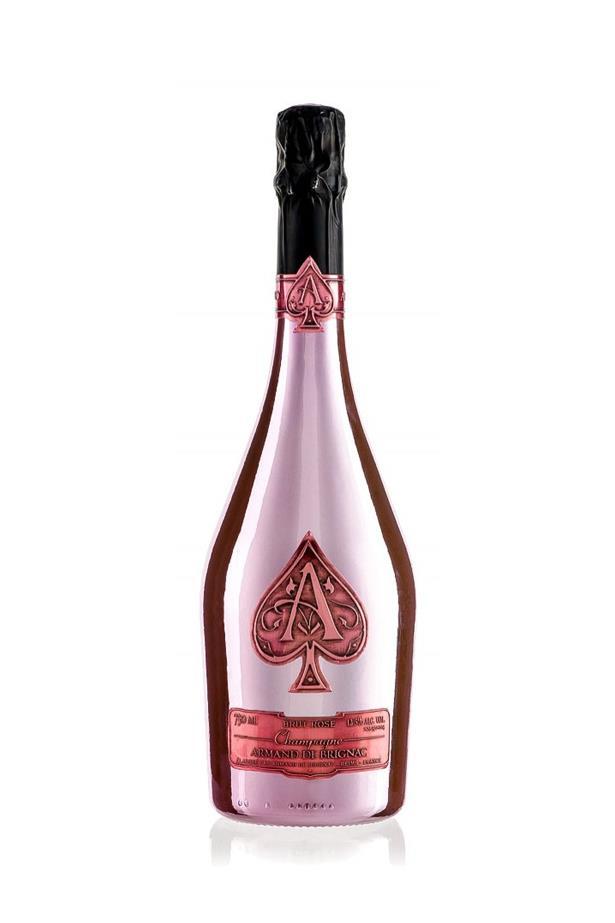 "<a href=""http://www.finewinehouse.com/armand-de-brignac-brut-rose-champagne-nv-6l.html?vfsku=ymkt70073&vfsku=ymkt70073&gpla=pla&gclid=CJbIlaCMvMoCFQ6SfgodBDsHDw"">Armand de Brignac Brut Rose Champagne</a>, $9,999."