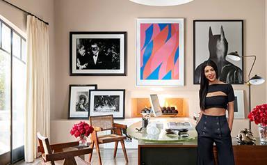 Inside Kourtney Kardashian's $12 Million Calabasas Mansion