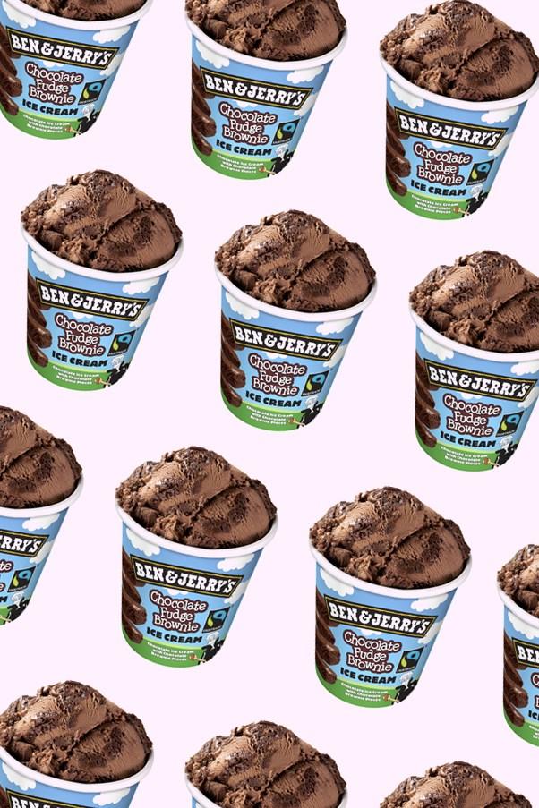 Ben And Jerry's Chocolate Fudge Brownie Ice Cream