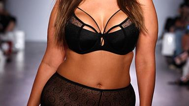 Ashley Graham Becomes Sports Illustrated's Second Ever Plus Size Model