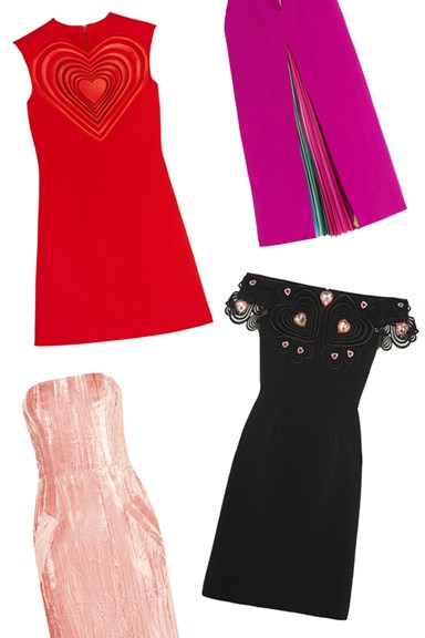 13 Dresses To Wear On Valentine's Day