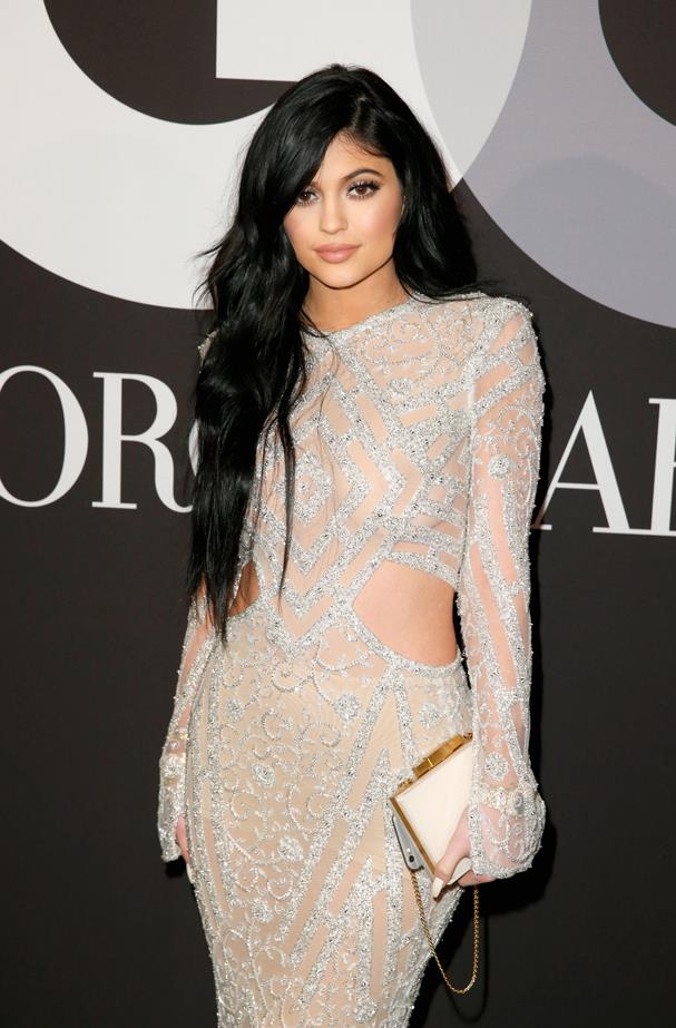 <strong>5. Kylie Jenner</strong><p> <p> Net Worth: $29.9 million AUD.<p> <p> Money making: She's only 19 but she's rising quick through the ranks and will probably only get higher. Along with KUWTK, she has her app and her lucrative Kylie Cosmetics range.<p> <p> <strong>Update:</strong> The proof is in the hustle! After a lucrative year of lip kits, stores, clothing lines and more, Kylie moved up to number two, behind half-sister Kim, for 2016 earnings. According to Forbes, Kylie raked in $24 million (whilst Kim made $69 million).