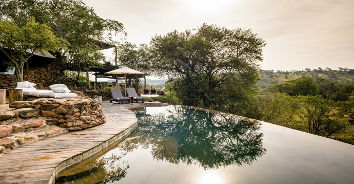 Faru Faru Lodge, South Africa: Located on a private reserve of the Serengei National Park, you won't spot many other people but proximity to Africa's incredible scenery and wildlife is unsurpassed.