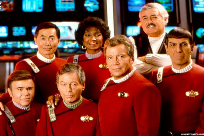 **Sulu and Kirk, *Star Trek*** <br><br> William Shatner and George Takei have never been shy about talking abut their feud, which has been going on for more than 40 years.