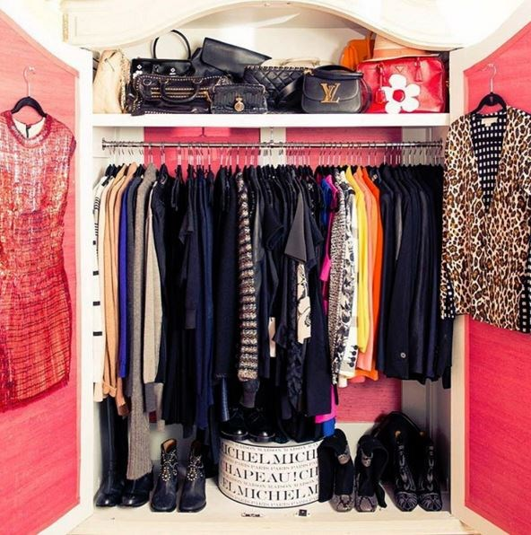 <p><strong>@thecoveteur</strong></p> <p>Get your sneak peeks into lust-worthy celebrity wardrobes.</p>