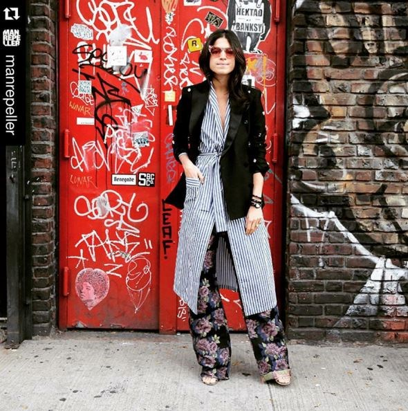 <p><strong>@_racil_</strong></p> <p>Racil specialises in luxe evening tuxedo for women – a niche that is growing rapidly. Even Leandra Medine of Man Repeller supports the brand.</p>