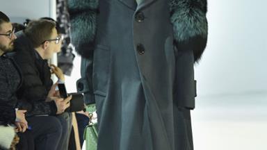 Lady Gaga Walks The Runway At Marc Jacobs