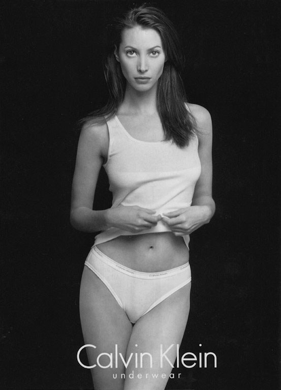Christy Turlington has shot her fair share of campaigns, which is quite a feat - even for a 90s supermodel.