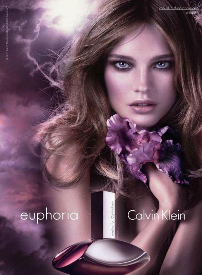 Legendary model Natalia Vodianova has been the face of <em>Euphoria </em>for years.