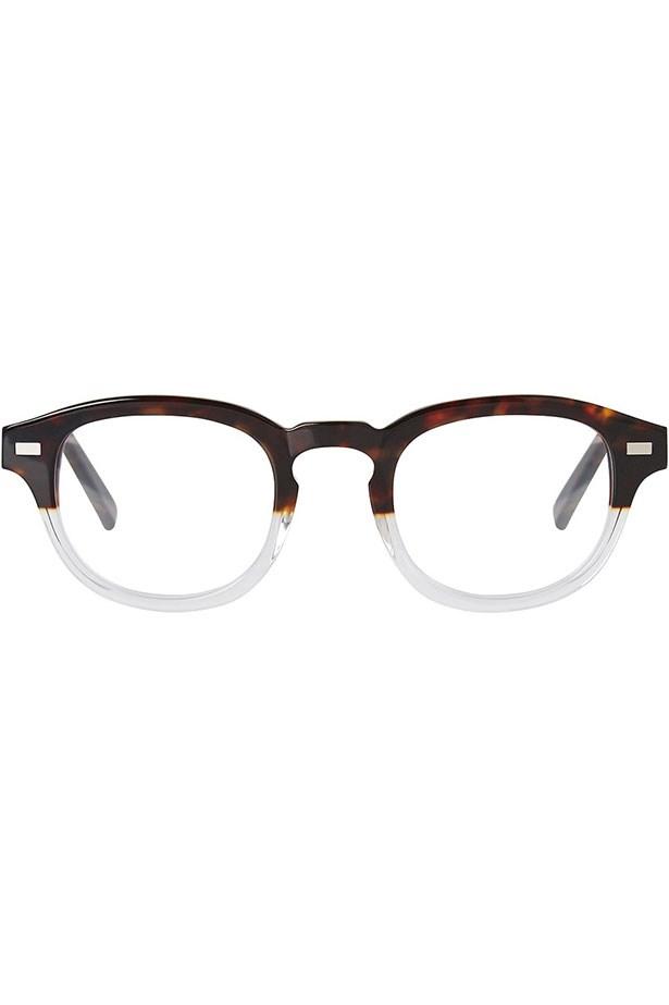 """Frames, $99, Oscar Wylee, <a href=""""http://www.oscarwylee.com.au/women/optical/jarvis-602"""">oscarwylee.com.au</a>"""