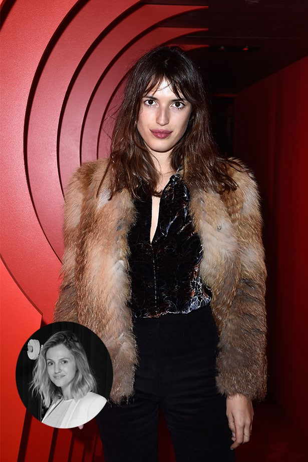 "Jeanne Damas<p> <p> ""Jeanne Damas always looks chic in her winter staples: a great pair of jeans, blouses and vintage furs."" – Dee Jenner, Style Editor"