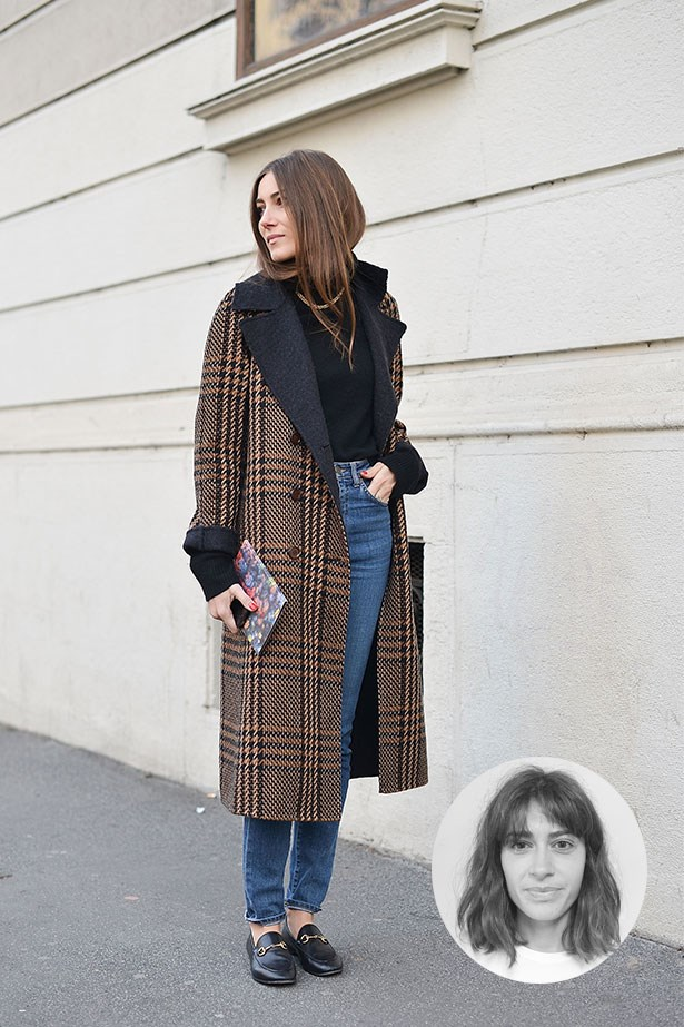 "Giorgia Tordini<p> <p> ""I really like Giorgia Tordini's winter style. She always looks very cool, comfortable and wears great colours."" – Georgina Heath, Fashion Office Coordinator"