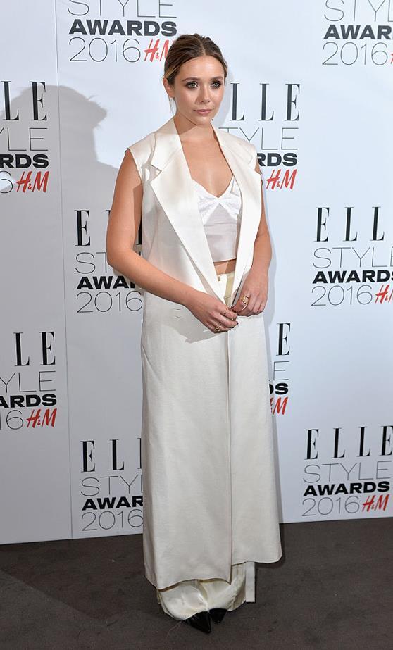 Elizabeth Olsen.