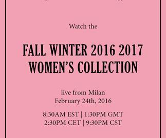 Gucci live poster.