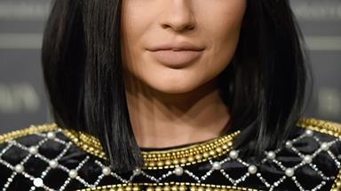 Wait... Does Kylie Jenner Contour Her Ears?