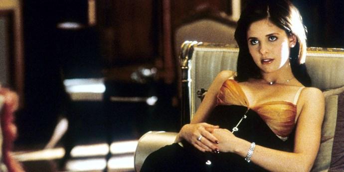 Sarah Michelle Gellar in Cruel Intentions.