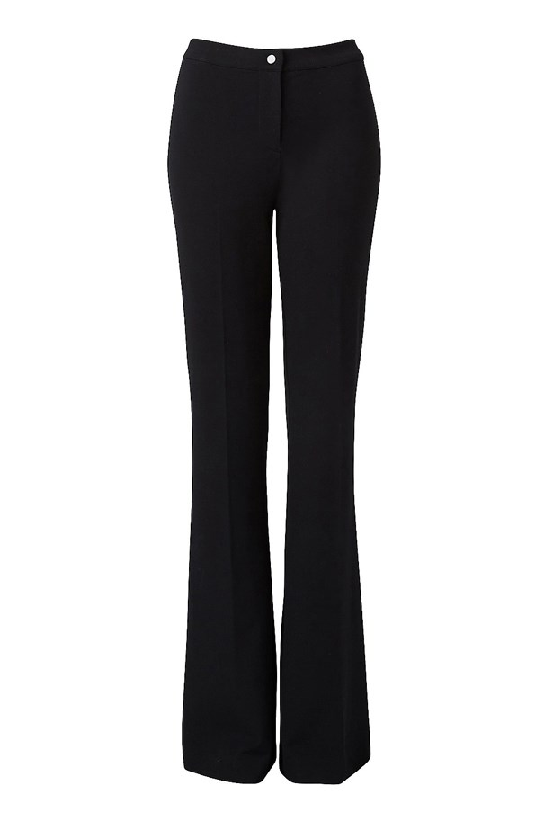 """<a href=""""http://www.witchery.com.au/shop/new-in/woman/60191264/Slim-Ponte-Flares.html"""">Flares, $99.95, <strong>Witchery</strong></a>"""