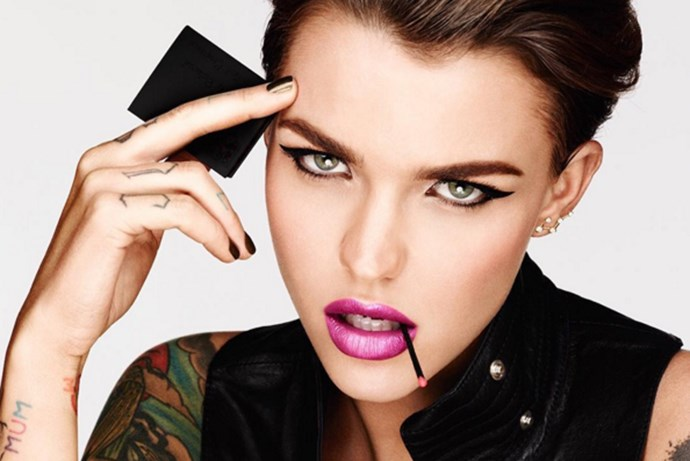 Ruby Rose for Urban Decay