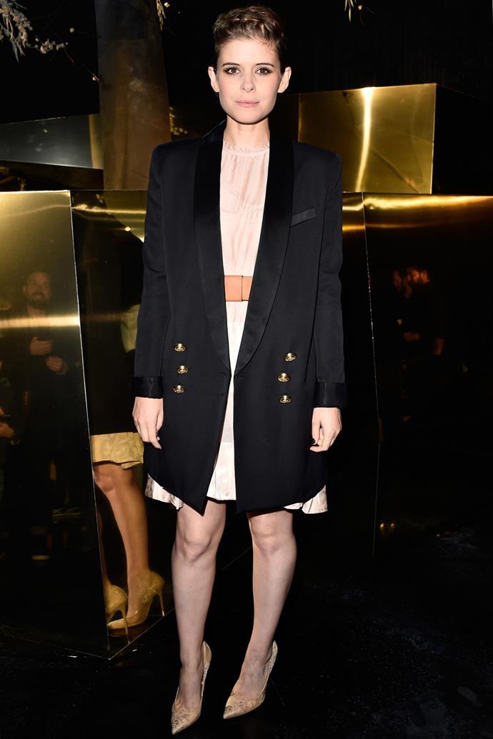 Kate Mara at H&M