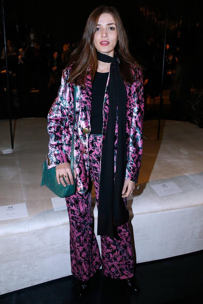 Eleonora Carisi at H&M