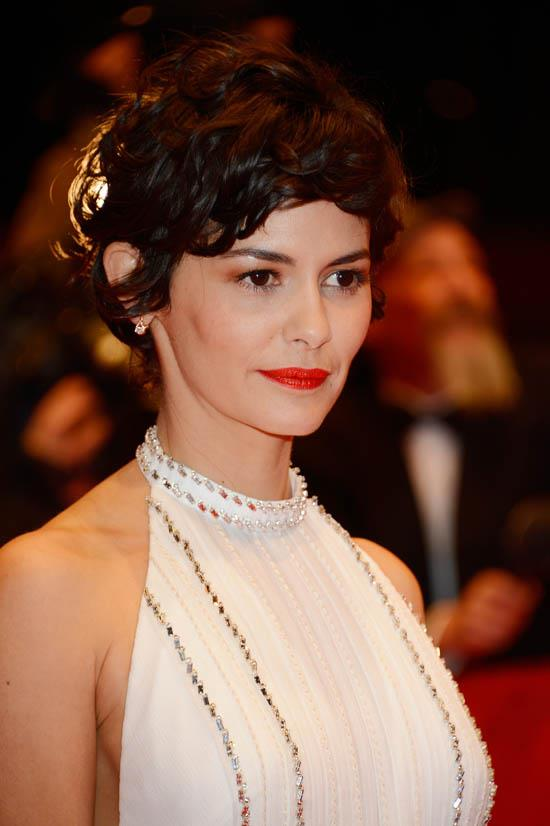<strong>Audrey Tatou</strong> <br><br> Audrey Tautou has rocked a Frenchy chic bob for as long as we can remember.