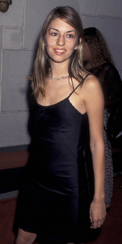 <strong>Sofia Coppola, July 1995</strong> <br><br> Premiere of <em>Unzipped</em>.