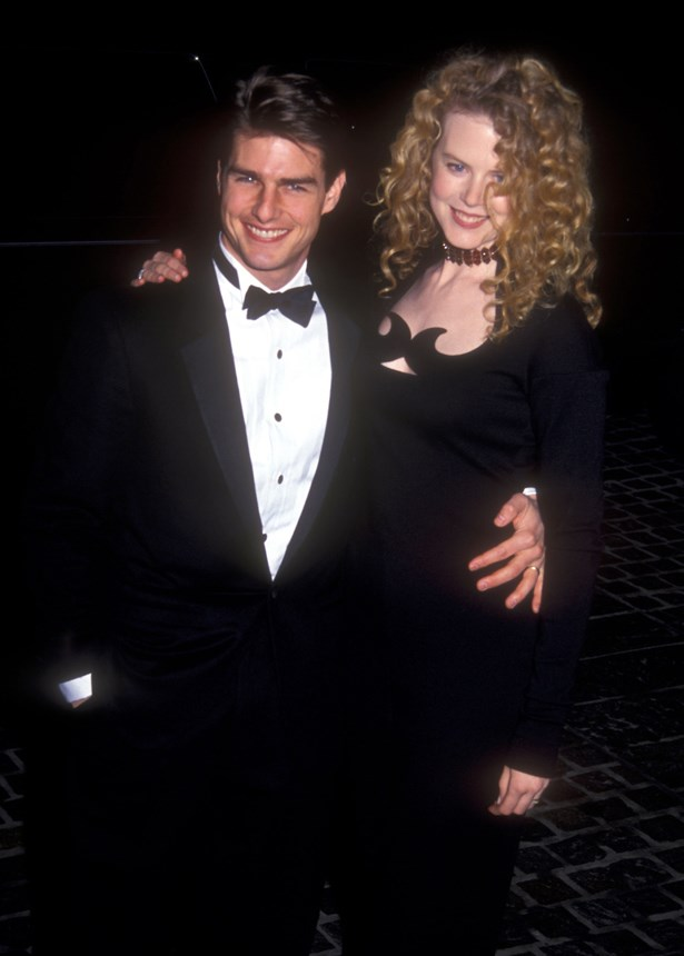TOM CRUISE AND NICOLE KIDMAN<P> <P> Ah Tom and Nicole. They loved, they lost, they divorced over fanatical religious differences involving a sci-fi cult and a scary relationship with John Travolta.