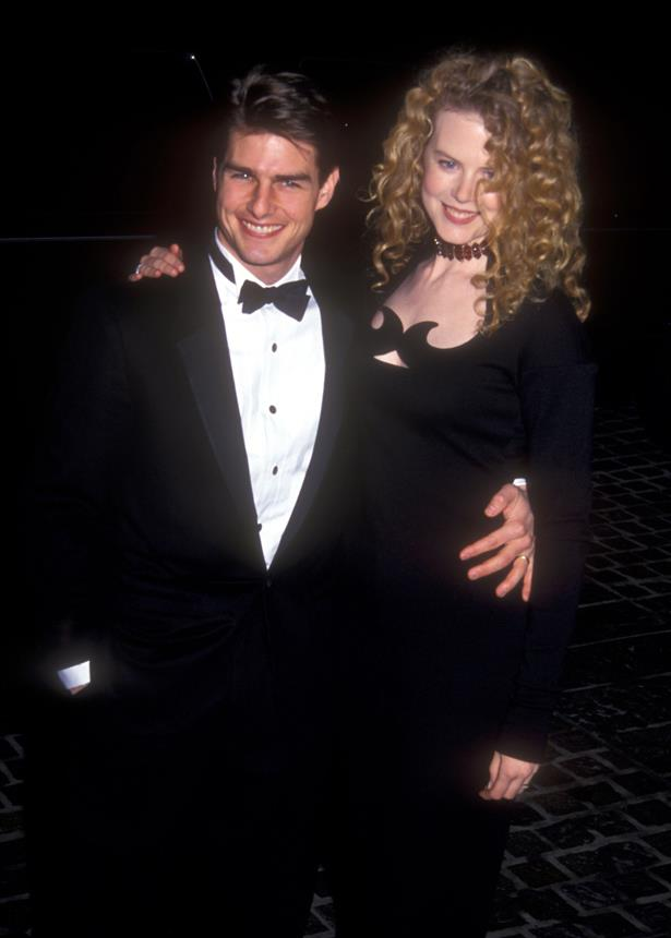 **Tom Cruise and Nicole Kidman** <br><br> Ah Tom and Nicole. They loved, they lost, they divorced over fanatical religious differences. Kidman has been married to fellow Aussie Keith Urban since 2006 and we think they're a much more iconic couple.