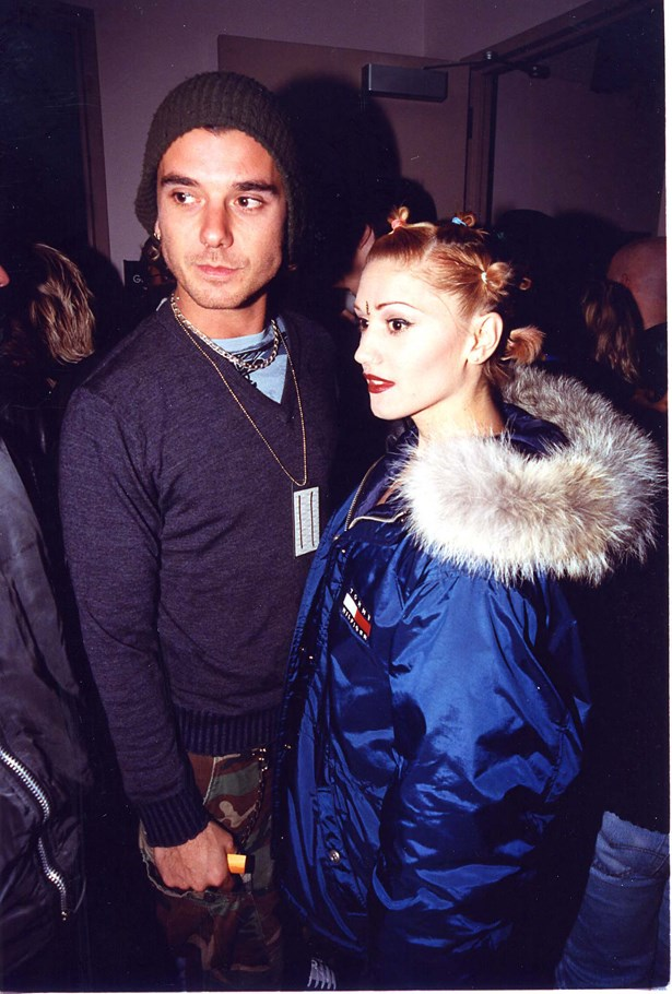 GAVIN ROSSDALE AND GWEN STEFANI<P> <P> When these two got together there was No Doubt that they would last – and they did. To a point.