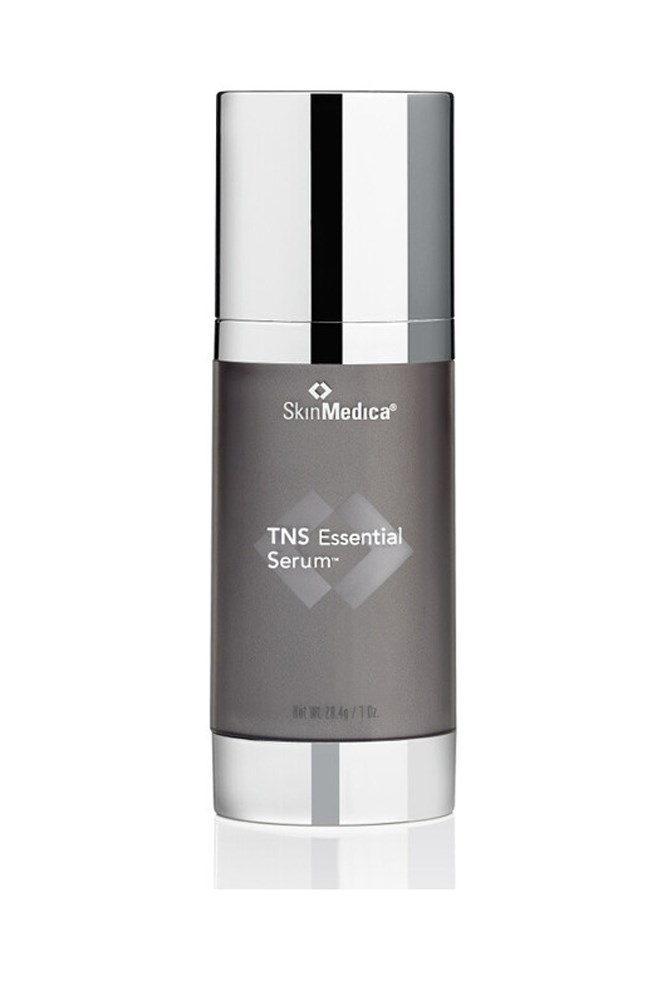 """<strong>Amanda Spackman, digital managing editor</strong><br> This serum is pricey and only lasts me a couple of months, but it's well worth the complexion – my skin has never look so good.<br> <em>TNS Essential Serum, $396 for 30ml, SkinMedica, <a href=""""https://www.dermience.com.au/"""">dermience.com.au</a></em>"""
