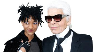 """Willow Smith Thanks Chanel For """"Expanding The Perception Of Beauty"""""""