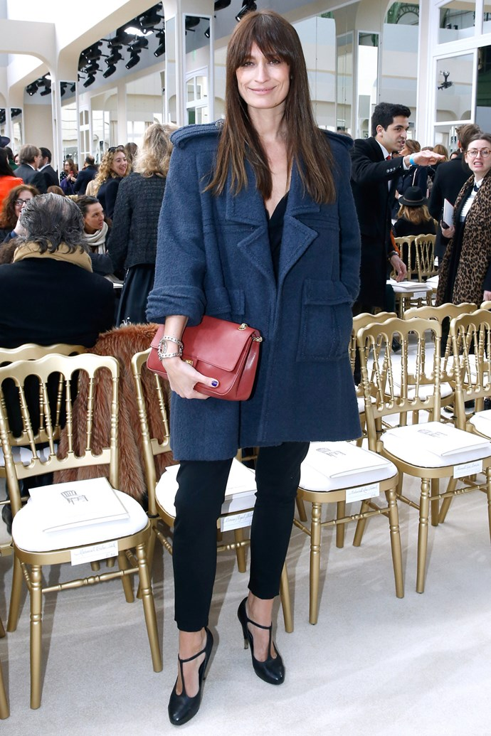 Caroline de Maigret at Chanel
