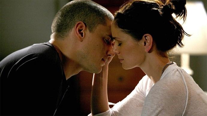 Prison Break's Michael and Sara.
