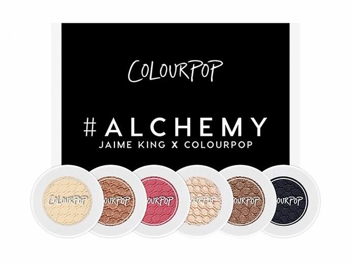 ColourPop Alchemy by Jaime King.