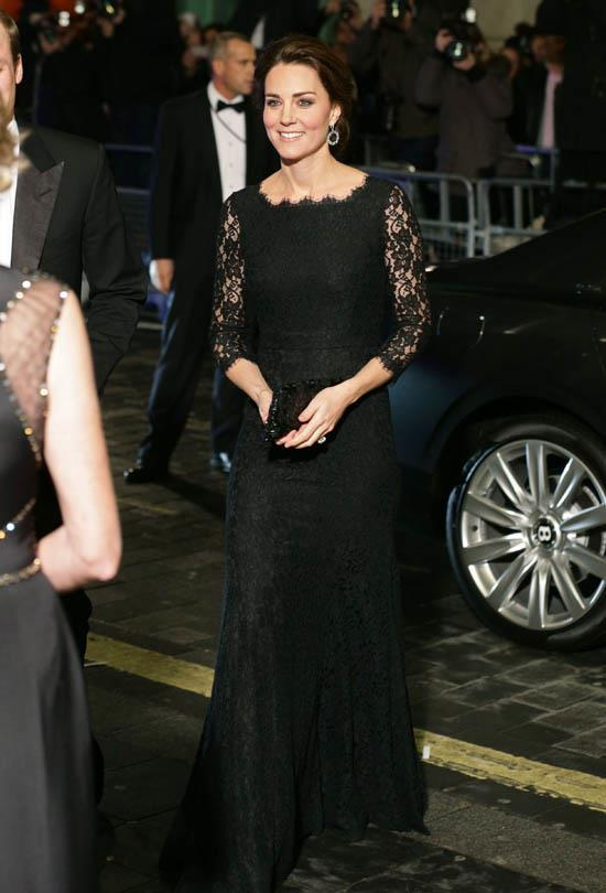 Wearing Diane von Furstenberg November 2014.
