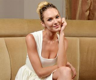 Candice Swanepoel pregnant
