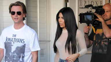 Kim Kardashian's Lookalike Kami Osman Is Being Filmed For Keeping Up With the Kardashians