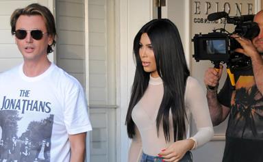 Kim Kardashian's Lookalike Kami Osman Is Being Filmed For Keeping Up With the Kardashians