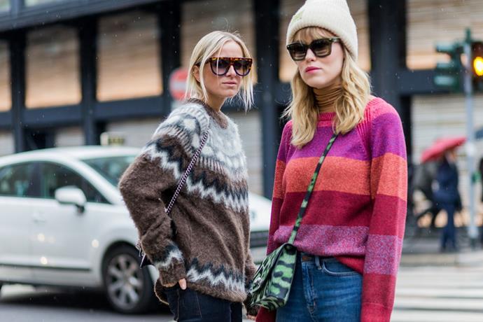 Celine Aagaard and Annabel Rosendahl
