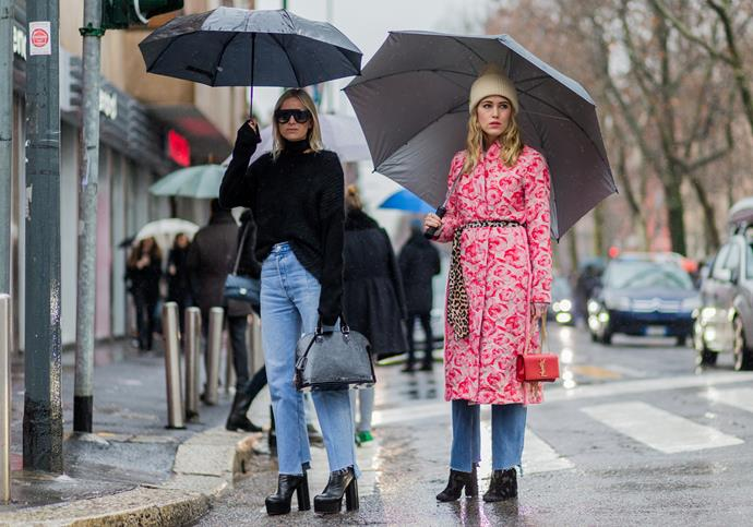Celine Aargaard and Annabel Rosendahl