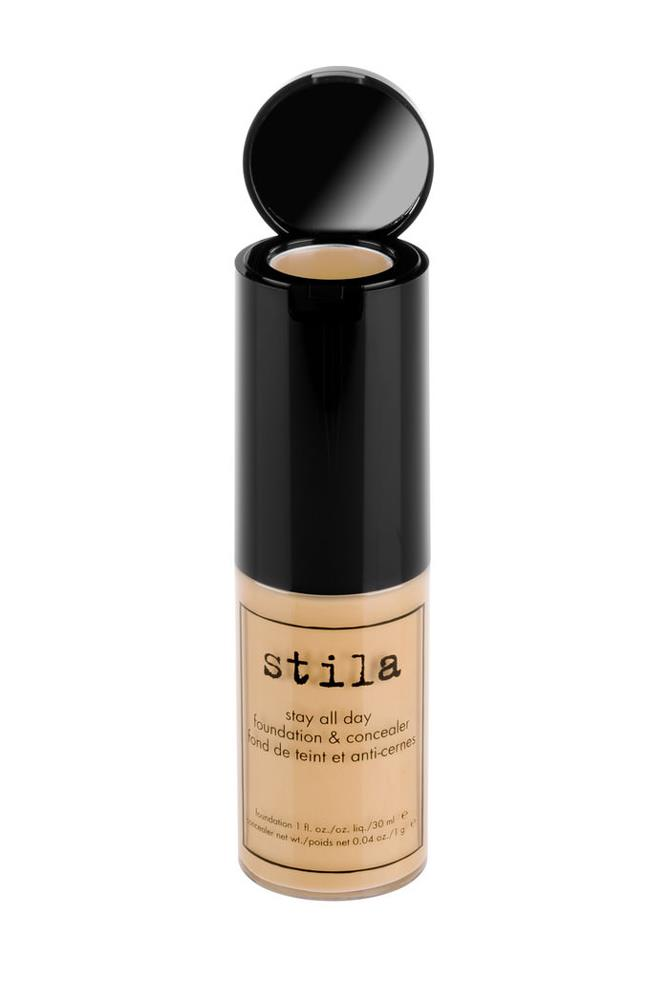 "<strong><a href=""https://www.stilacosmetics.com/"">All Day Foundation & Concealer, $70 for 30ml, Stila</a></strong><br> Editorial and fashion news coordinator Claudia Jukic describes her skin as ""problematic,"" but swears by the perfecting powers of this full-coverage foundation for a matte and even finish."