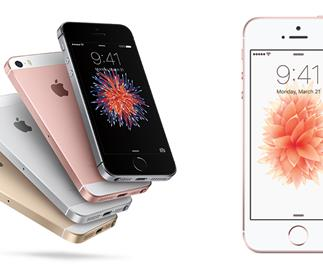 Apple's New iPhone SE